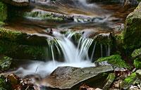 Shenandoah Waterfall: copyright Michael Land Photography