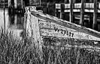 Marsh Skiff: copyright Michael Land Photography