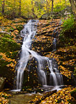 Lower Crabtree Falls: copyright Michael Land Photography