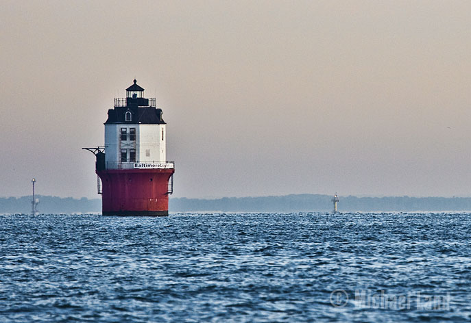 Baltimore Harbor Light