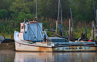 Crisfield Crabber: copyright Michael Land Photography
