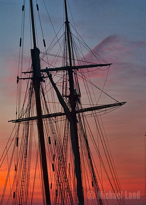 Sunrise Masts