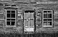 Old House: copyright Michael Land Photography