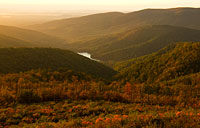 Blue Ridge Vista: copyright Michael Land Photography