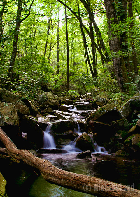 Fridley's Waterfall