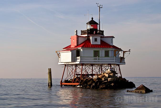 Thomas Point Light II