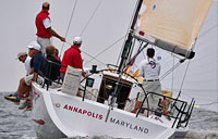 Annapolis Racing: copyright Michael Land Photography