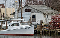 Shady Side Workboat: copyright Michael Land Photography