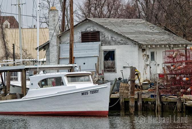 Shady Side Workboat