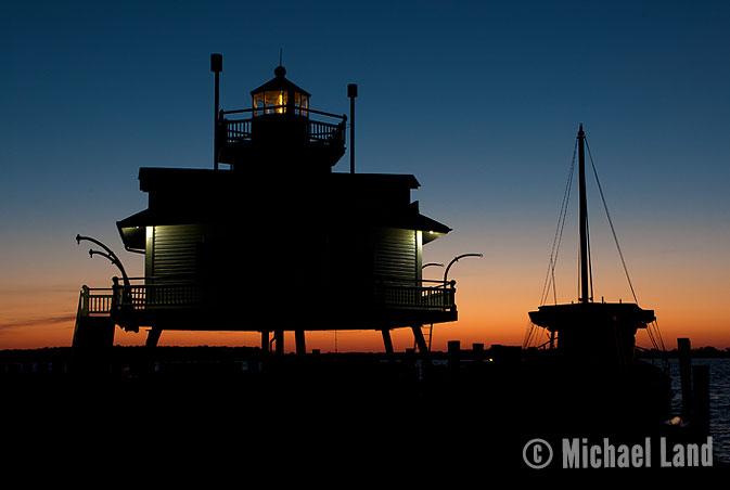 Hoopers Island Sunrise