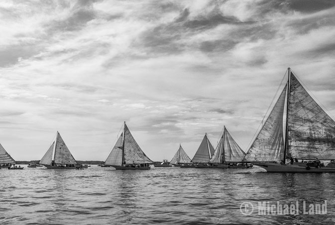 Deal Island Skipjacks